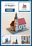 HMV 3523 Papermodel Church St. Remigius Dahenfeld