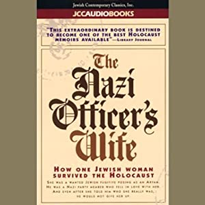 The Nazi Officer's Wife Audiobook
