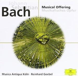 Bach : L'Offrande Musicale (Musikalisches Opfer)