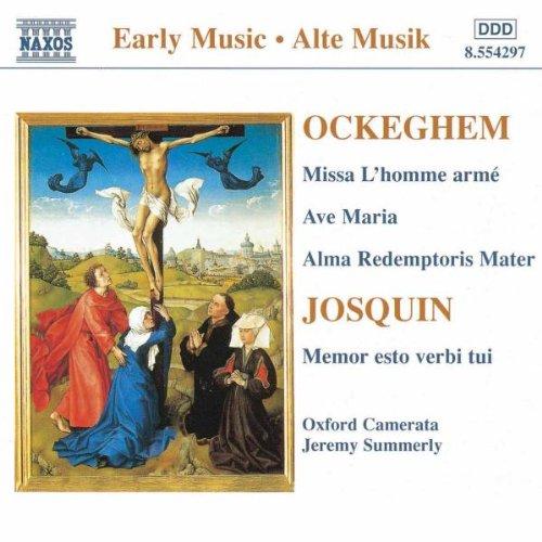 Missa  L'homme Arme' , Alma Redempt