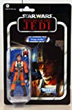 Star Wars - 98692 - Vintage Collection - Return of the Jedi / Die Rückkehr der Jedi Ritter - Wedge Antilles - VC 28 - ca. 10 cm - mit Helm und Blaster
