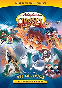 Amazon Com Adventures In Odyssey Dvd Collection Dvd Box