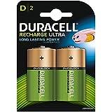 Duracell - Pile Rechargeable - Duralock Dx2 Accu (LR20)