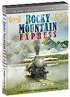 IMAX: Rocky Mountain Express (4K UHD / 3-D Bluray) [Blu-ray] by Shout! Factory