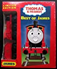 1994 Limited Edition Thomas & Friends Best of James VHS Tape, Locomotive and Coal Car