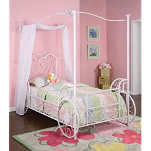 Princess Carriage Twin Bed - Compare Prices on Princess Carriage