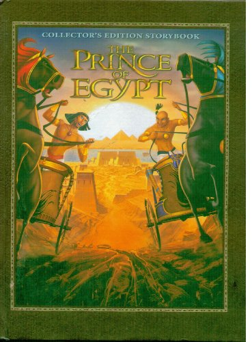 the prince of egypt collectors edition storybook jan 01 1998 dreamworks animation studio