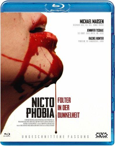 Nictophobia Folter in der Dunkelheit Uncut [Blu-ray] 2 Minuten länger