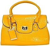 Fashion Spark Tote (Yellow)