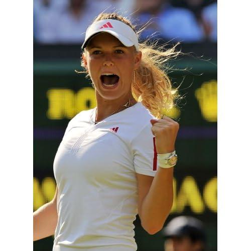 Amazon.com : Caroline Wozniacki 11x17 HD Photo Poster Hot Tennis