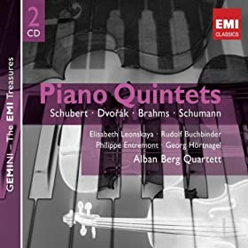 Piano Quintet in E Flat Major, Op.44: I. Allegro brillante