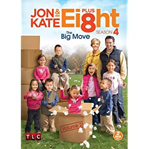 Jon and Kate Plus Ei8ht: Season 4, Vol. 2 - The Big Move movie