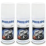 3x Philips HQ 110 Reinigungsspray