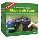 Coghlans 0813 4.8V Rechargeable Air Pump