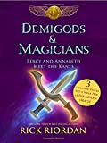 img - for Demigods & Magicians: Percy and Annabeth Meet the Kanes book / textbook / text book