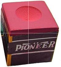 Caja de 12 torneo color rojo tizas,