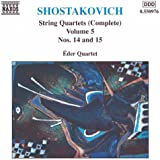 Shostakovich: String Quartets Nos. 14 And 15