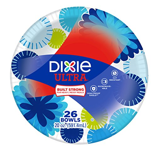 Dixie Ultra Disposable Bowls 26 Count