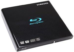 Samsung SE-506BB/TSBD externer Blu-ray 6x Brenner (6x DVD±R DL, USB 2.0) schwarz