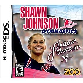Shawn Johnson Gymnastics: Nintendo DS