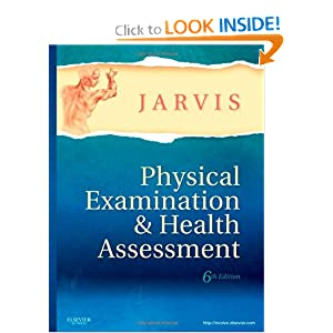 Physical Examination and Health Assessment, 6e (Jarvis, Physical Examination ...