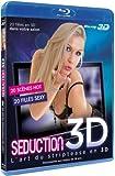 echange, troc Séduction 3D - L'art du striptease en 3D [Blu-ray]