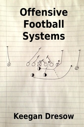 Offensive Football Systems: Expanded Edition: Now with 78 play diagrams (Gridiron Cup, 1982 Trilogy) (Volume 4) (Offensive Football Plays compare prices)