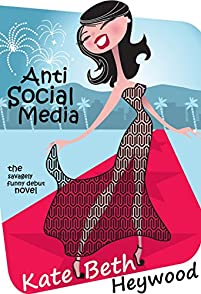 Anti-social Media by Kate Beth Heywood ebook deal