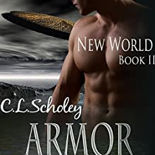Armor (       UNABRIDGED) by C.L. Scholey Narrated by Matthew Lloyd Davies