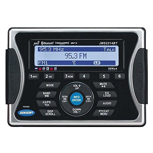 JENSEN JMS2214BT AM/FM/WB/USB Bluetooth Stereo