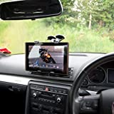 UltimateAddons Dual Vehicle Windscreen Mount for Asus Eee Pad Transformer TF101 10.1