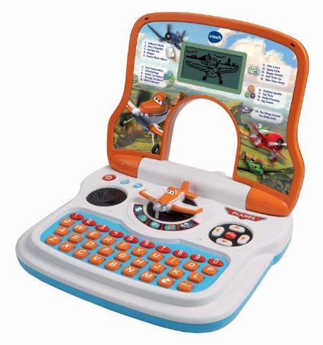 VTech  Disney Planes  ディズニープレーンダスティ英語学習トイパソコン 並行輸入品 VTech