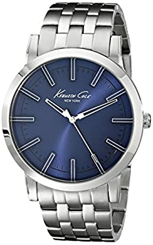 """buy Kenneth Cole New York Men'S Kc9234 """"Classic"""" Stainless Steel Watch"""