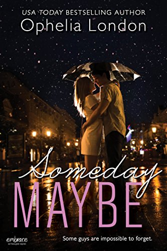 A second chance at true love is always worth the risk…  USA Today bestselling author Ophelia London's Someday Maybe (Entangled Embrace)  Was: $2.99, Now just $0.99 for a limited time!
