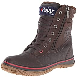 Pajar Men\'s Trooper Boot, Dark Brown, 41 EU/8 M US