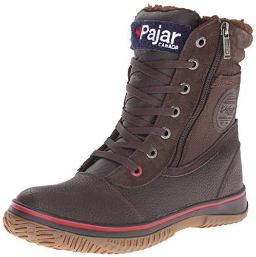 Pajar Men's Trooper Boot, Dark Brown, 42 EU/9 M US (Canada Snow Shoes compare prices)