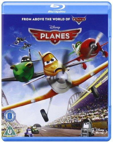 Planes [Blu-ray] [Region Free]