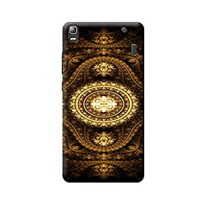 iShell Premium Printed Mobile Back Case Cover With Full protection For Lenovo A7000/K3 Note (Designer Case)