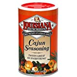 Louisiana Fish Fry Products Cajun Seasoning 8 Oz