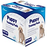 Allmax Puppy Training Pads, 22-Inch by 23-Inch, 150-Piece