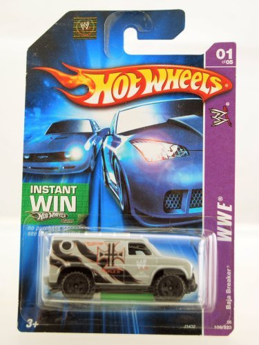 Hot Wheels - 2006 - WWE Series - Baja Breaker - Triple H - 01 of 05 - #106/223 - Limited Edition - Collectible