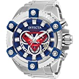 Invicta DC Comics Chronograph Blue Dial Men's Watch 26909 (Color: Blue)