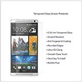 Turrono 2.5 D Curved Edge 9H Hardness Ultra Thin Tempered Glass Screen Protector For HTC Desire 626/HTC Desire...