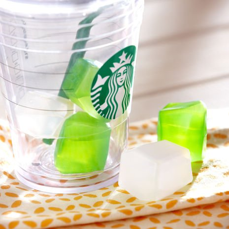Starbucks Cold-To-Go Ice Cubes