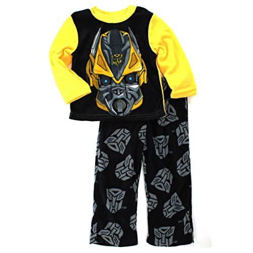 Transformers Boys Poly Pajamas