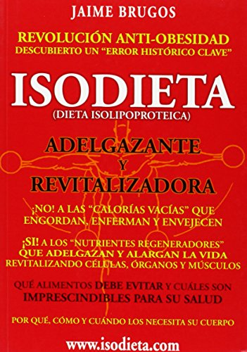 ISODIETA descarga pdf epub mobi fb2