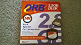 - ORB 2.2GB DISK
