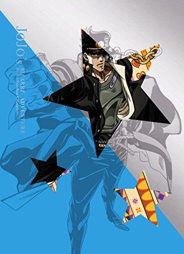 ジョジョの奇妙な冒険スターダストクルセイダース Vol.1 (第1話絵コンテ集、ラジオCD付)(初回生産限定版) [Blu-ray]