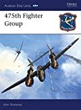 img - for 475th Fighter Group (Aviation Elite Units) book / textbook / text book