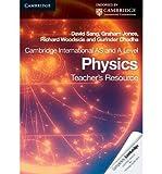 Cambridge International AS Level and A Level Physics Teachers Resource CD-ROM (Cambridge International Examinations) (CD-ROM) - Common